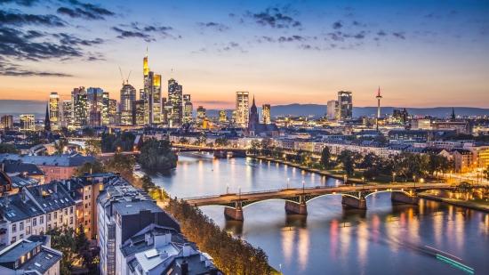 Germania - Ufficio del corriere a bordo