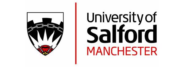 University of Salford Manchester logo