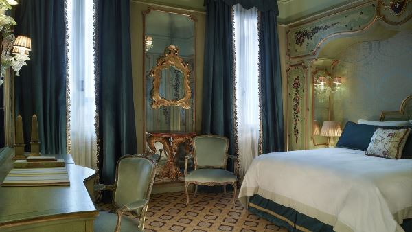 Venetian Room, Gritti Palace