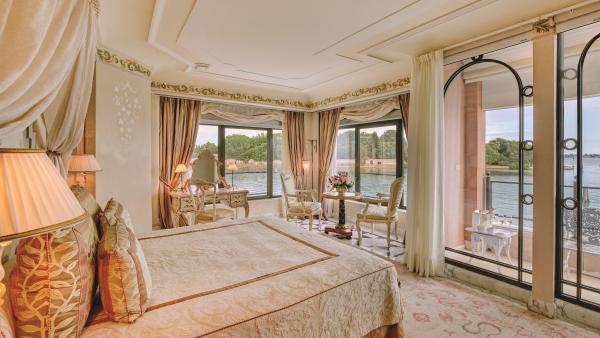 Belmond Hotel Cipriani Suite in Venice