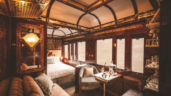 Venice Simplon-Orient-Express Grand Suites