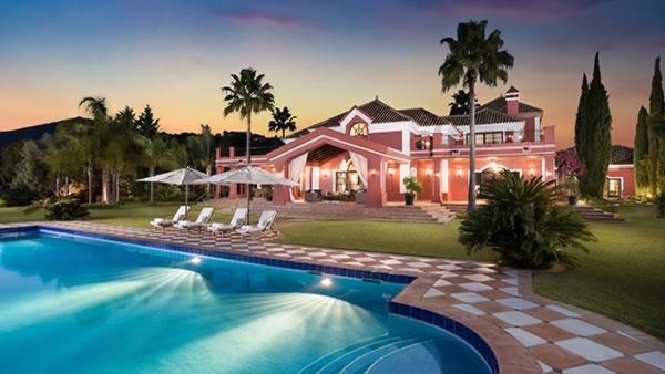 Villa Vivaldi, Costa Del Sol, Spain