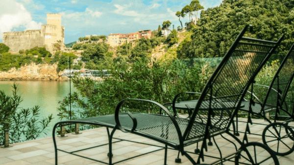 Villa dei Poeti, Tuscany, Italy