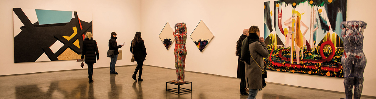 Exhibitions and Auctions in North America - Art Gallery US