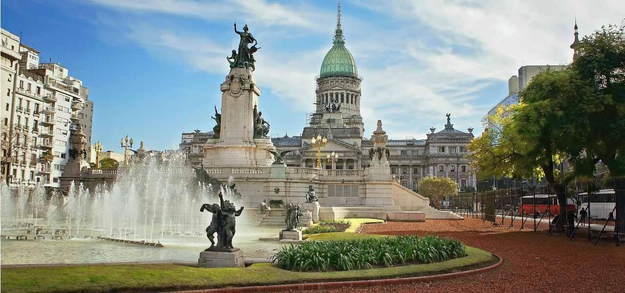Buenos Aires, Argentina, National Congress building
