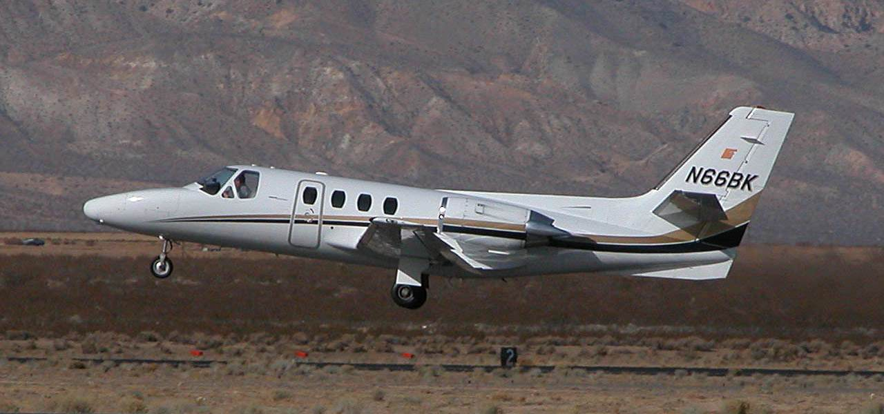 Cessna Citation I SP