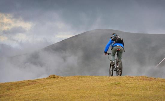 Mounting Biking in Wales