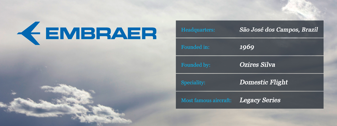 Embraer Information