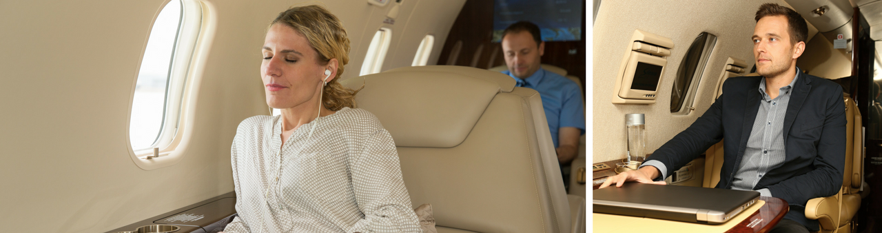Save up to 75% of the cost of a regular charter with Empty Legs