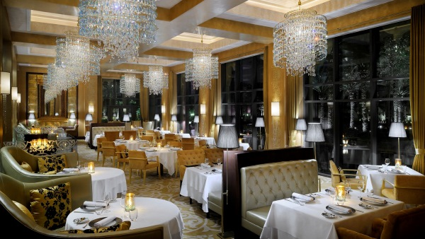 Celebrities restaurant, One&Only Royal Mirage