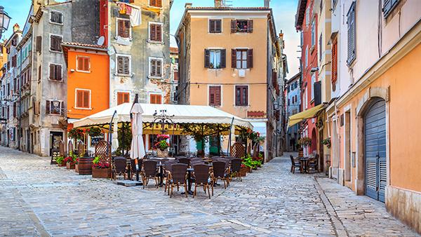 Explore Croatia's culture and sights