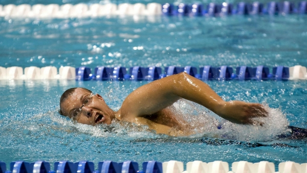 #2 Swimming, Men's 200-Meter Individual Medley