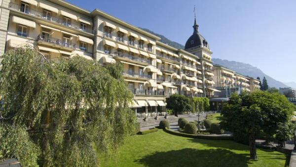 Victoria-Jungfrau Grand Hotel and Spa, Interlaken