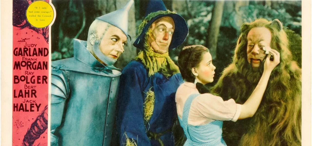 The Wizard of Oz, private collection items, film of 1939