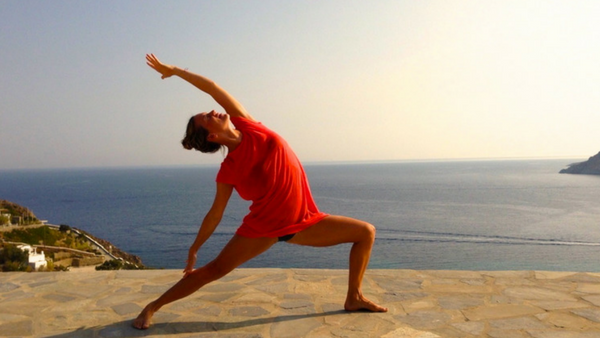 Yoga Escapes by Private Jet