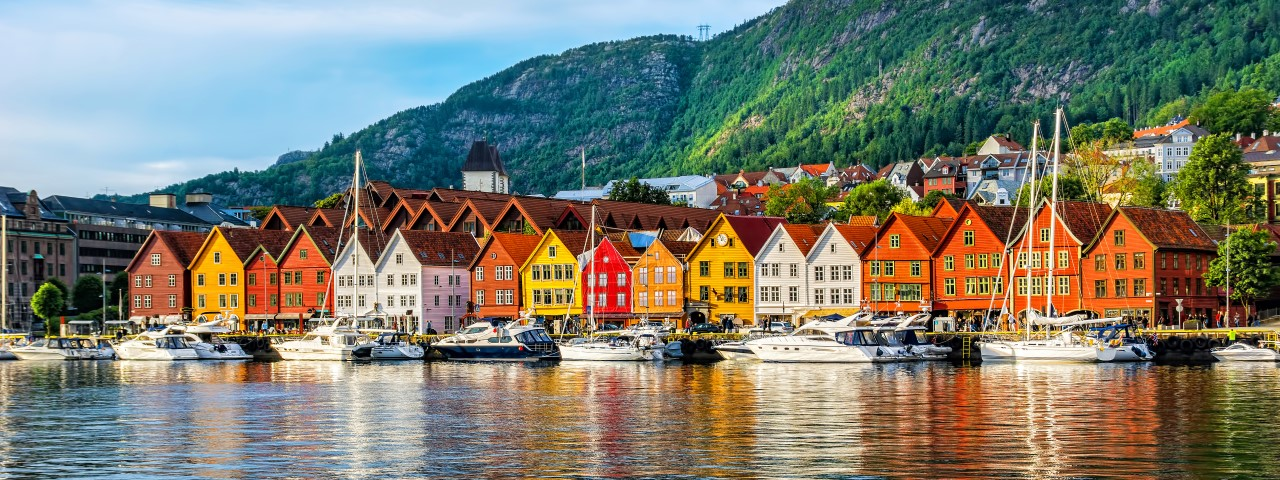 Private jet charters and flights to Norway