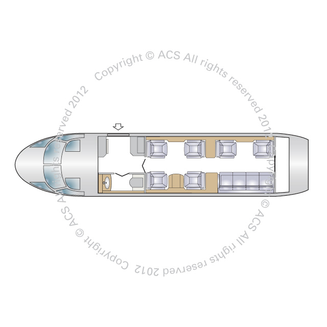 Layout Digram of SIKORSKY S-92