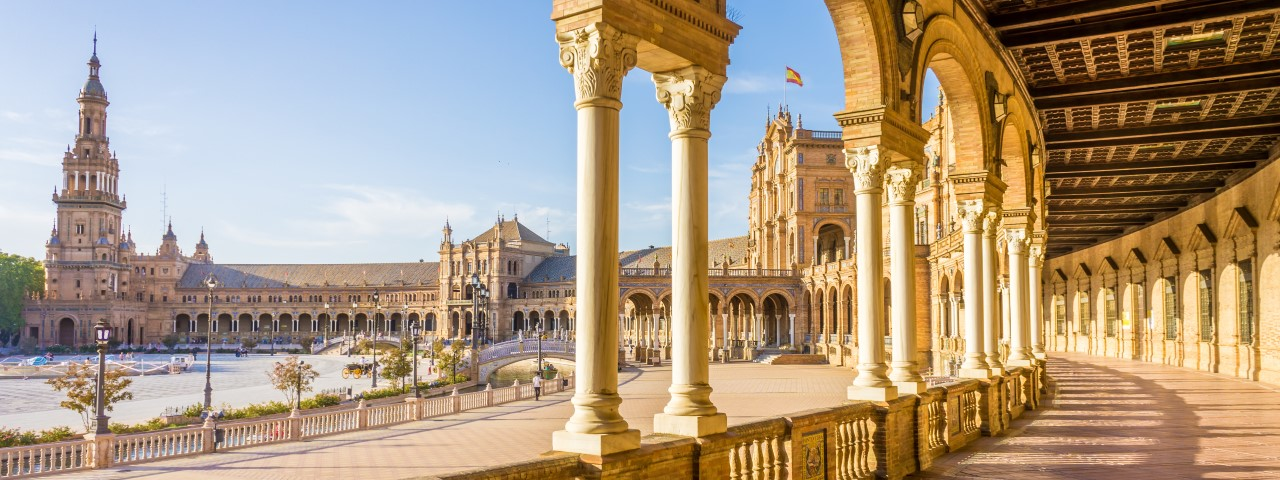 Private Jet Charter to Seville
