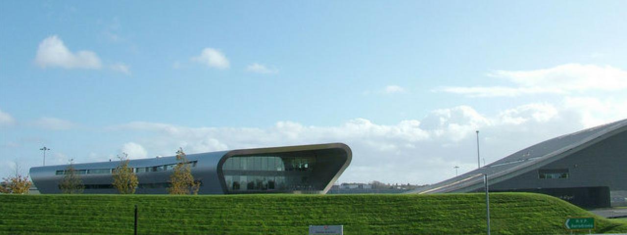 Alquiler de un avión privado al aeropuerto de Farnborough