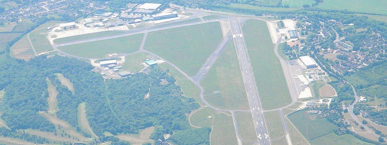 Alquiler de un avión privado al aeropuerto de Biggin Hill