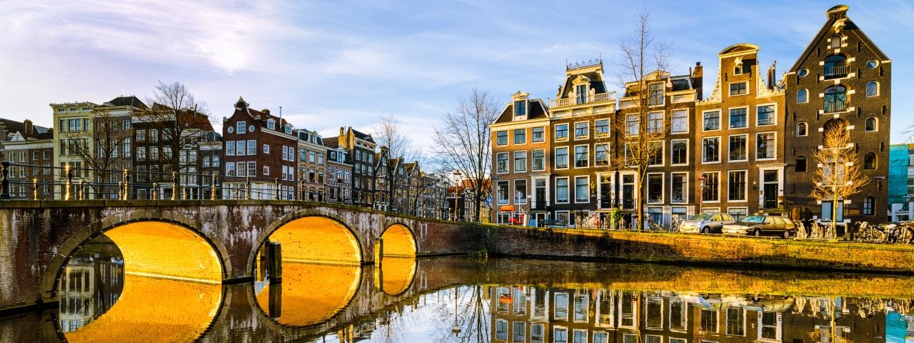 Alquiler de avión privado que le lleve a Ámsterdam