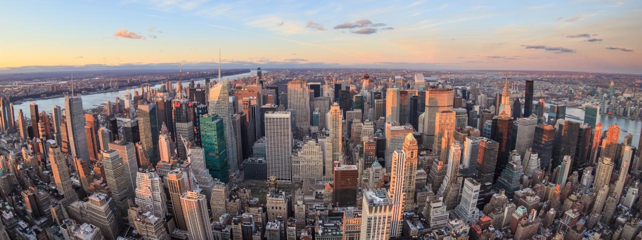 Alquiler de un avión privado para volar a Nueva York