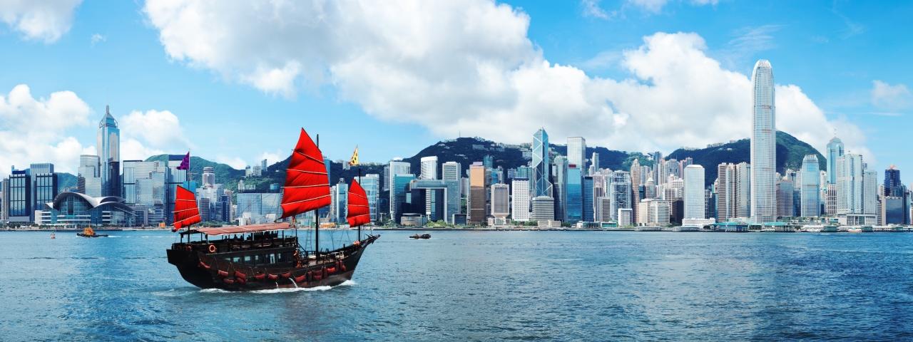 Vuelos privados a Hong Kong