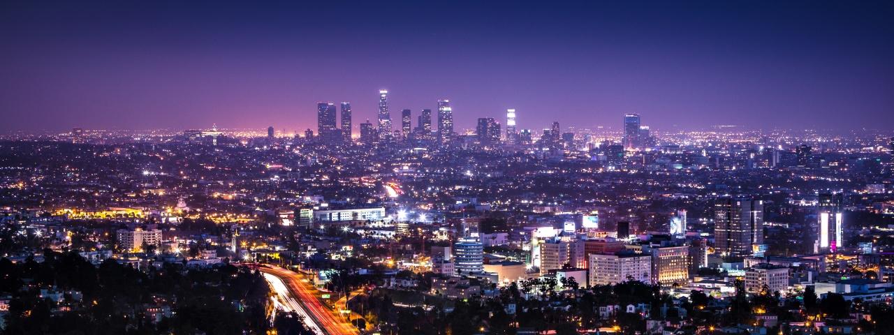 Alquiler de un avión privado a Los Ángeles