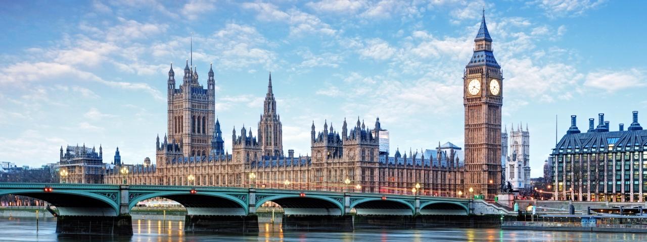 Vuelos privados a Londres