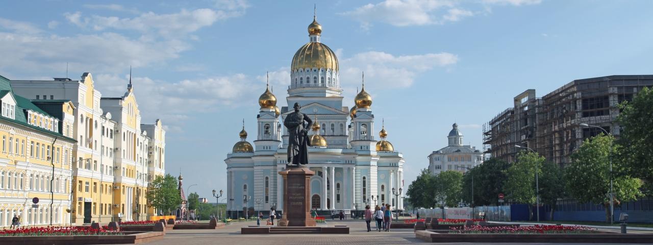 Alquiler de un avión privado para volar a Saransk