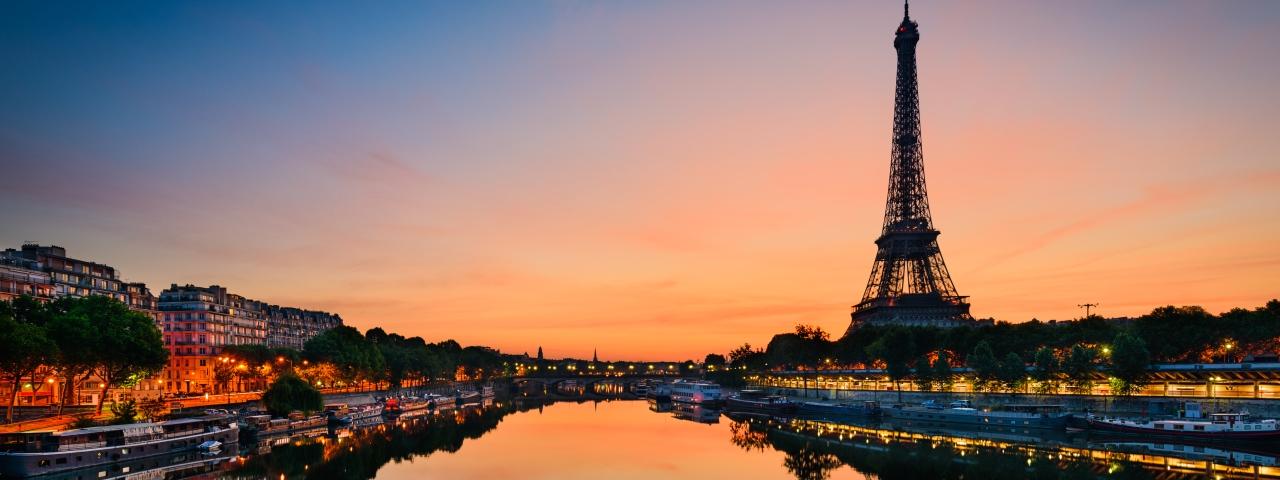 Vuelos privados a Paris