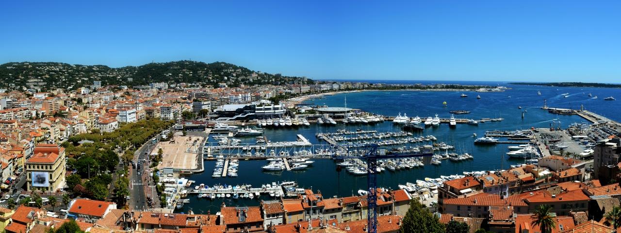 Alquiler de avión privado que le lleve a Cannes