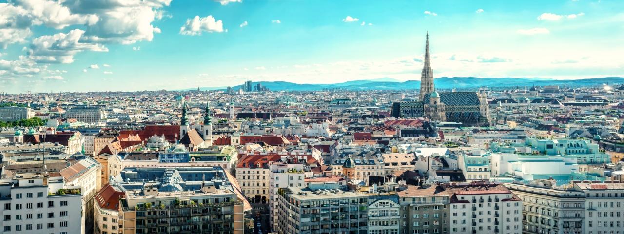 Alquiler de un avión provado para volar a Viena