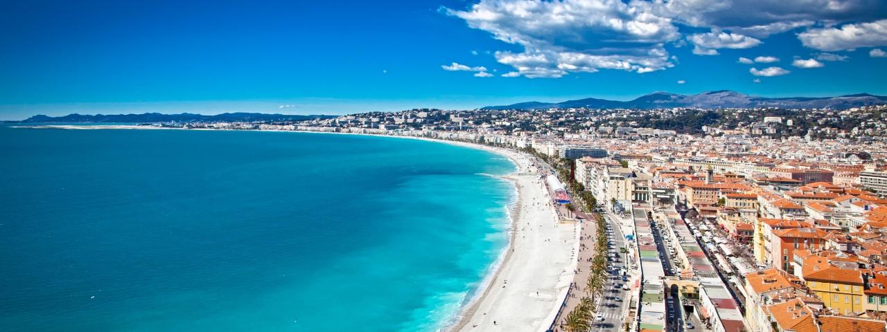 Alquiler de avión privado que le lleve a Niza
