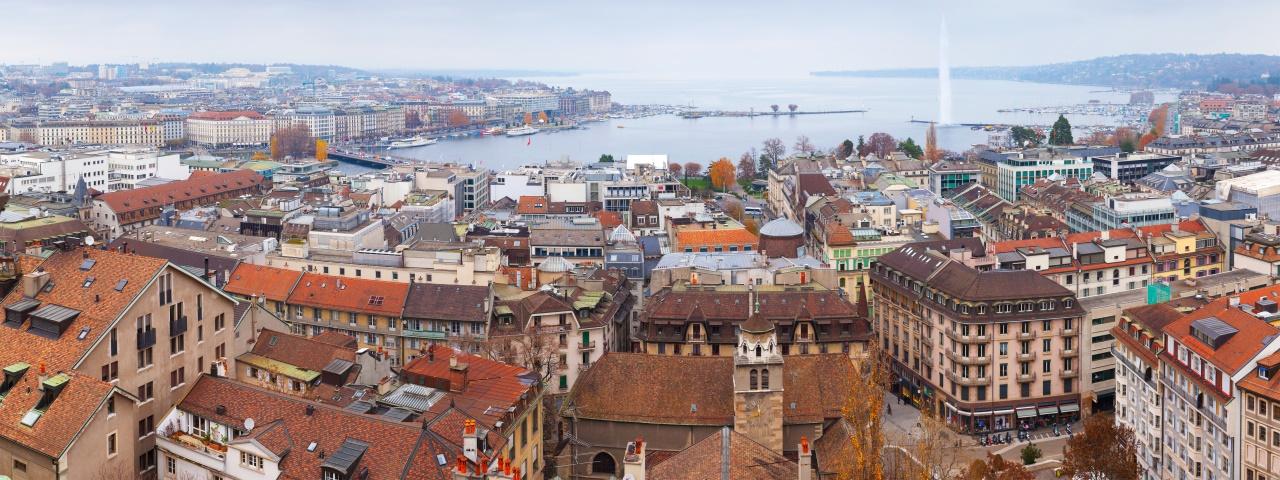 Alquiler de avión privado y vuelos a Ginebra
