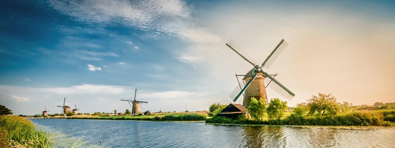 Alquiler de un avión privado para volar a Holanda