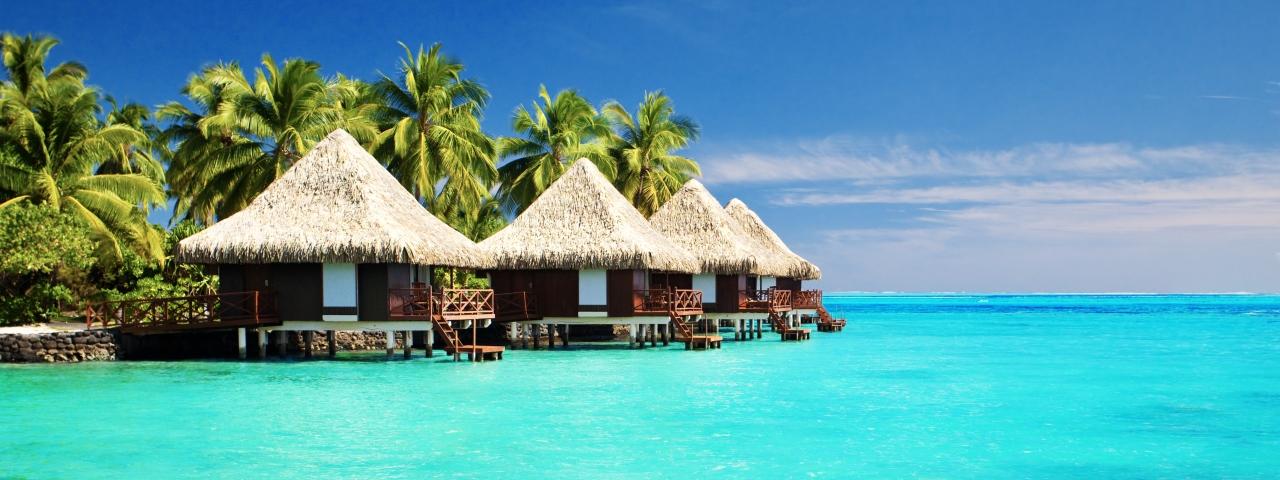 Vuelos chárter y jets privados con destino a las Maldivas