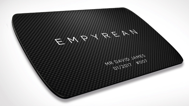 JET CARD / EMPYREAN