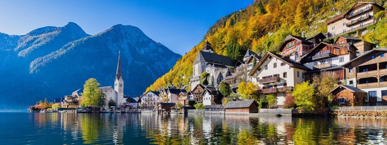 Private Jet Charter to Austria