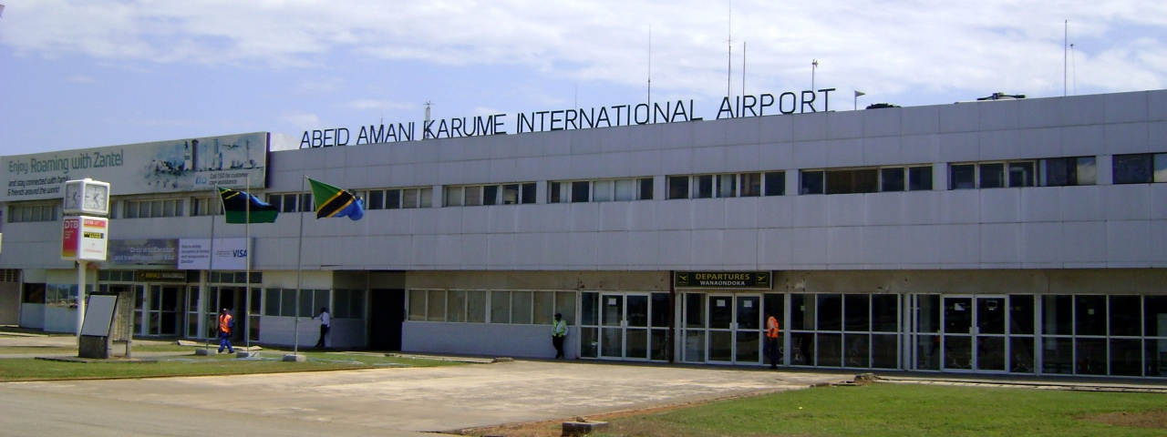 Private Jet Charter to Abeid Amani Karume International Airport