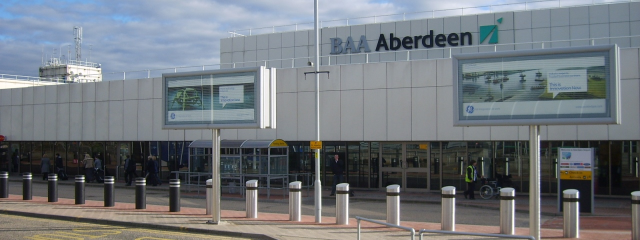 Private Jet Charter to Aberdeen Airport