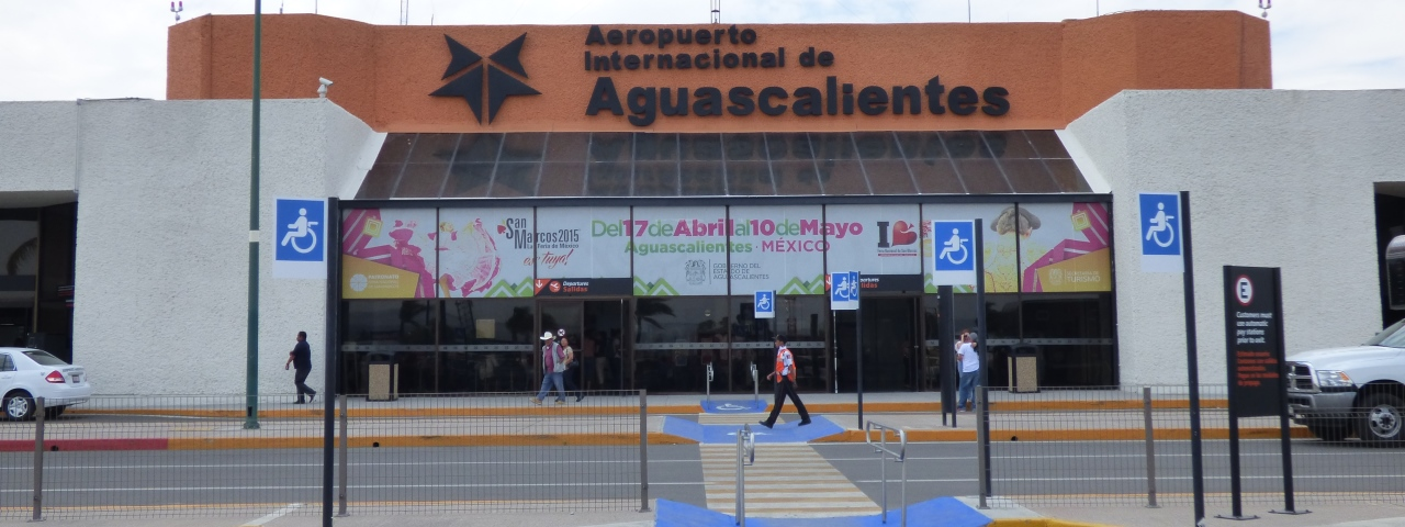 Charter to Aguascalientes Airport