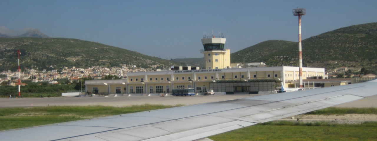 Private Jet Charter to Samos Airport