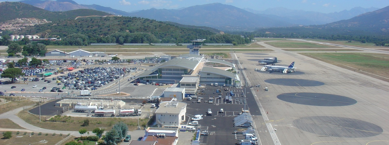 Private Jet Charter to Ajaccio Airport