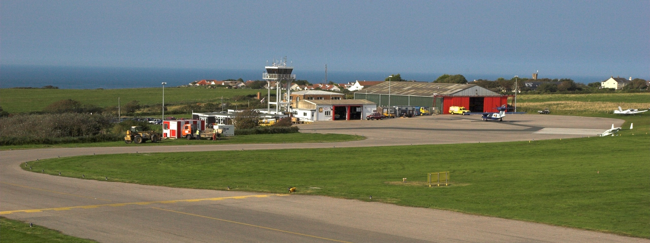 Private Jet Charter to Alderney Airport