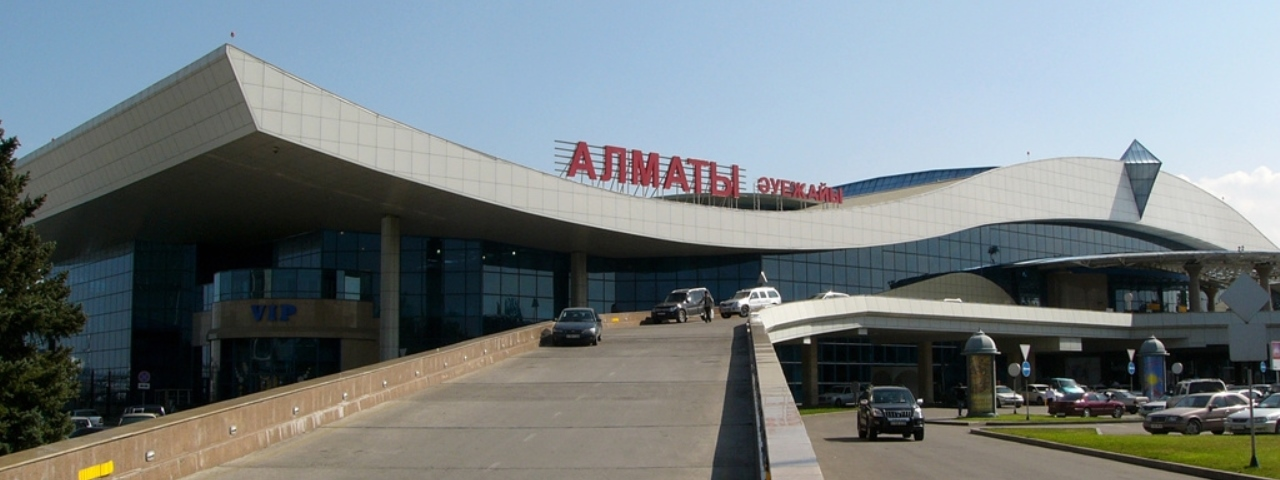 Private Jet Charter to Almaty Airport