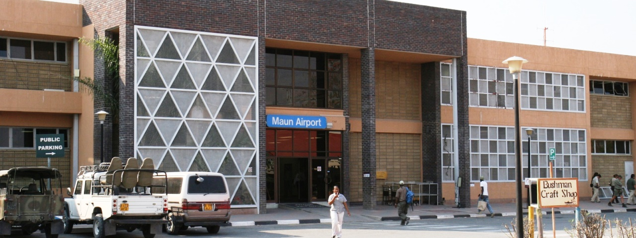 Private Jet Charter to Maun Airport