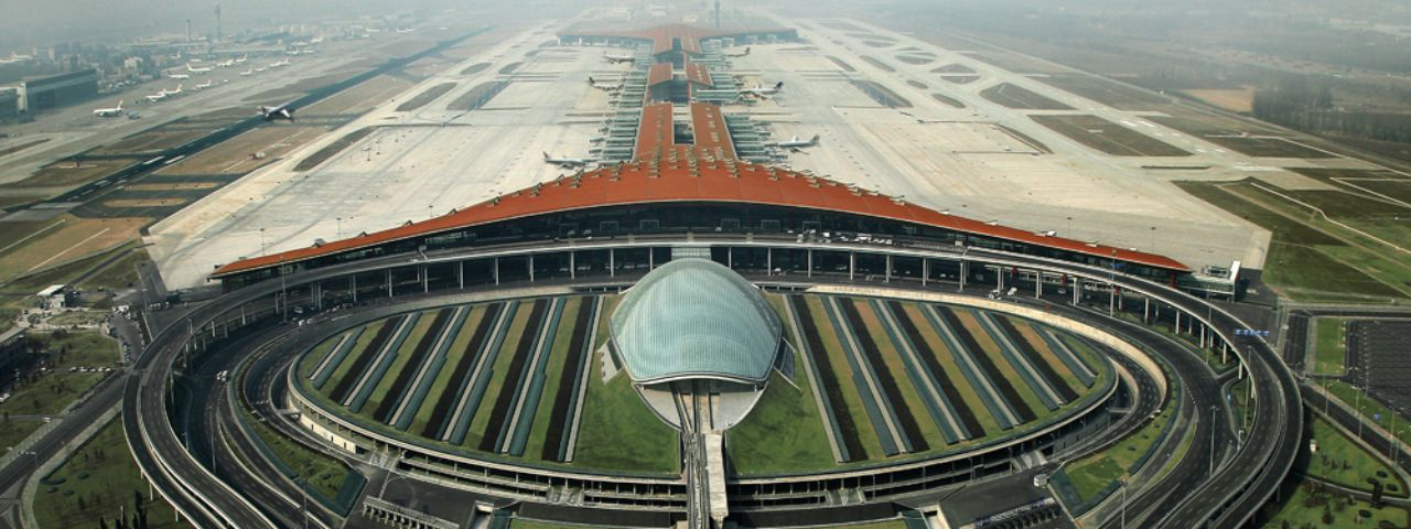 Private jet charters and flights to Beijing Capital International Airport