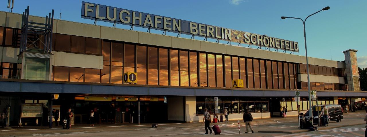 Private Jet Charter to Berlin Schönefeld Airport