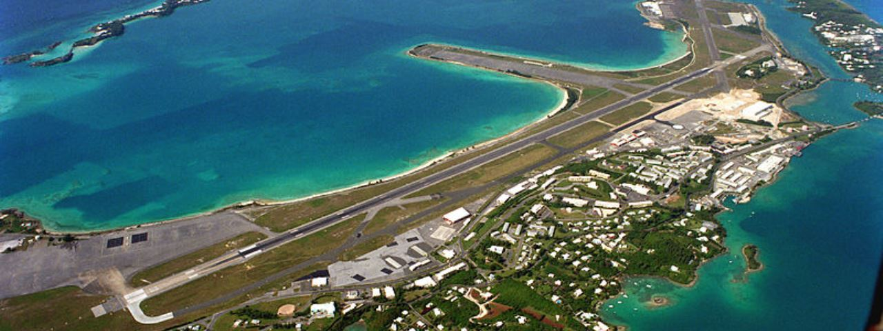 Private Jet Charter to Bermuda Airport
